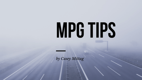 How To Increase Your MPG