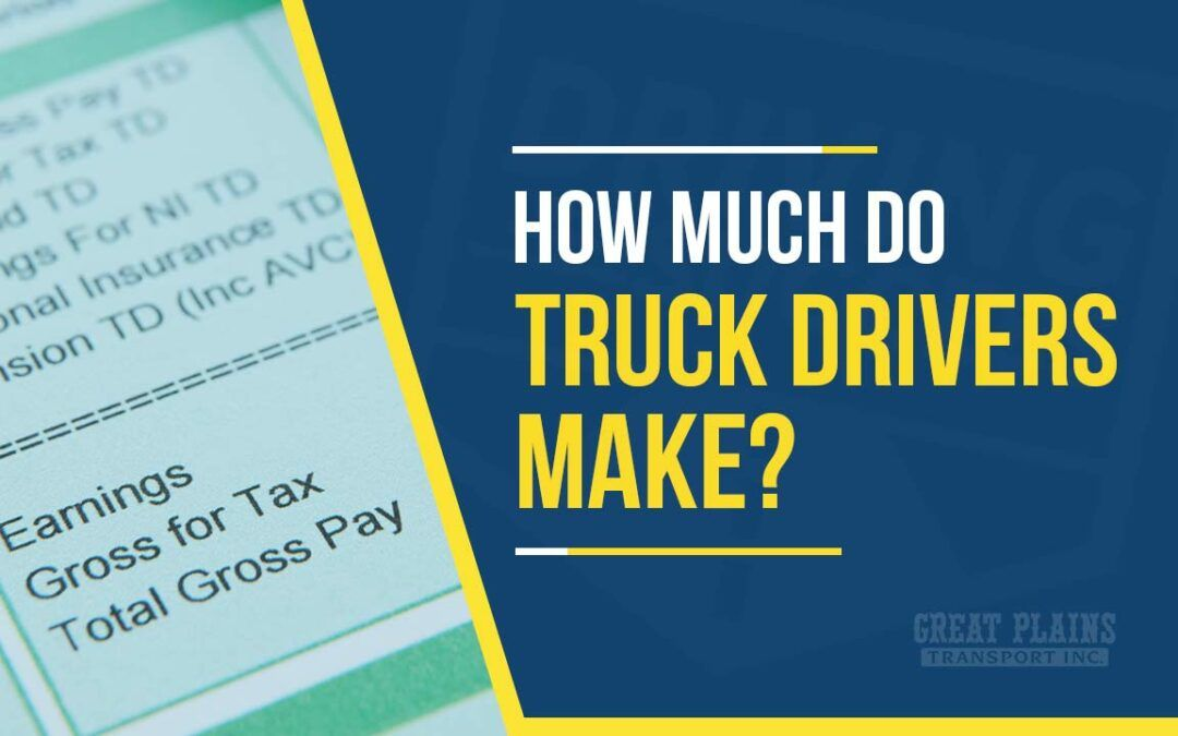 How Much Do OTR Truck Drivers Make
